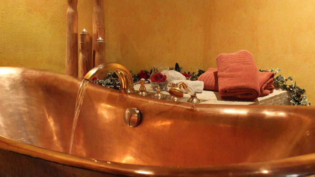 Hotel mit Wellnessbereich in Riezlern