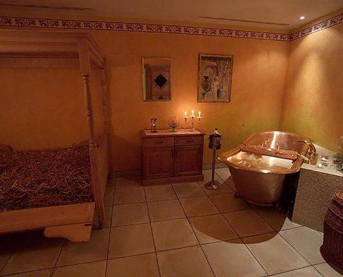 Kaiserbad im Wellnessbereich im Hotel