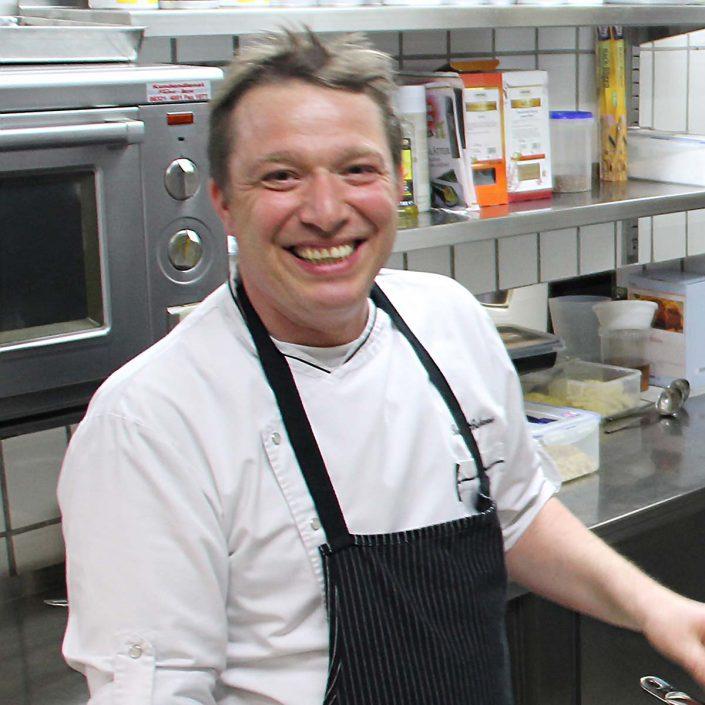 Küchenchef Ronald