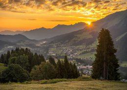Grenzenlos Wandern Hotel Erlebach