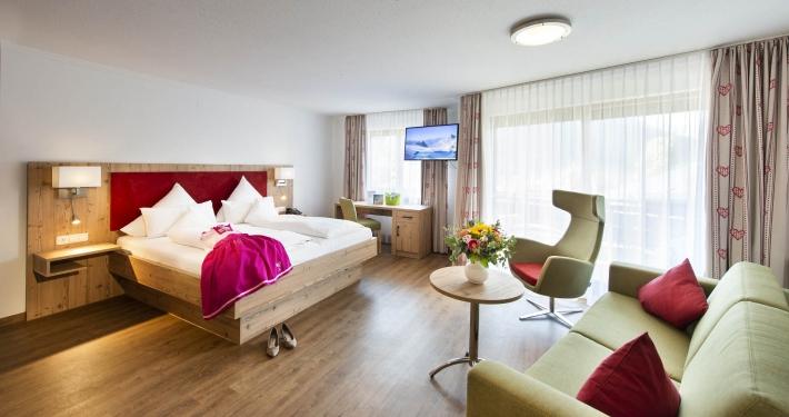 Doppelzimmer Standard Hotel Erlebach HB