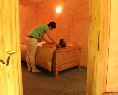 Softpackliege Hotel Erlebach Kleinwalsertal