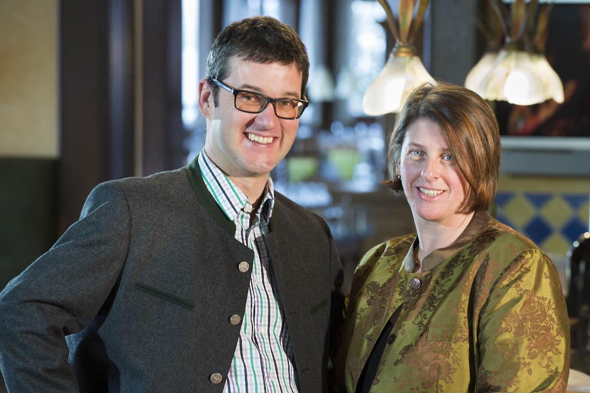 Herzlich Willkommen im Hotel Erlebach Familie Bischof und Frau Amann