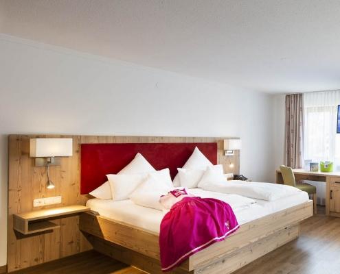Doppelzimmer Gehrenspitze 30 qm BB Zimmervorschau